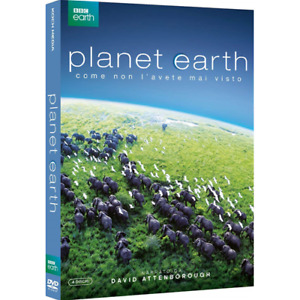 Planet Earth (4 Dvd)  [Dvd Nuovo]