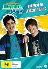 Drake & Josh : The Best Of Seasons 1-2 DVD - SEALED and BRAND NEW