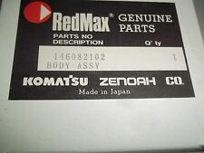 NEW Genuine REDMAX  Carb Cover Assy  PN 146082102  513268701  Fits BC442DWM
