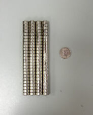 100pcs 10mm x 4.5mm Strong Rare Earth Neo Neodymium Disc Magnets