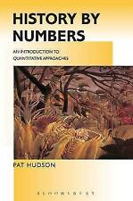 History by Numbers: An Introduction to Quantitative Approaches by Pat Hudson(39)