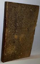 LA CHIMICA APPLICATA ALLA FARMACIA del Professore Antonio Porati Milano 1813