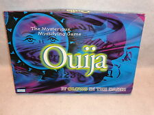 Parker Brothers GLOW IN THE DARK OUIJA BOARD Mystifying Oracle 100% Complete