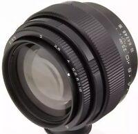 MC JUPITER-9 85mm f/2 USSR sonnar f2.0 bokeh lens M42 dslr Canon Pentax Sony NEX
