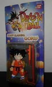 Dragon Ball Staff Slashing Goku 1995 Item #3802