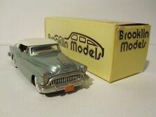 Brooklin Models BRK 20 1953 Buick Skylark Convertible Met Green Mint(new)