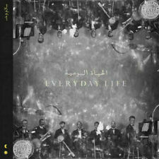 Coldplay - Everyday Life [CD] Explicit Brand New & Sealed