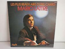 MARIO LATTRE Les plus beaux airs du bel canto 950084