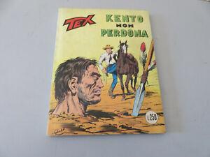 Tex N° 148 Giant - Kento Non Forgive - Aut. 2926 - L.250 Very Good