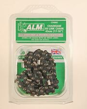"60 Link Replacement Chainsaw Chain For Most Models with 45cm / 18"" Bar"