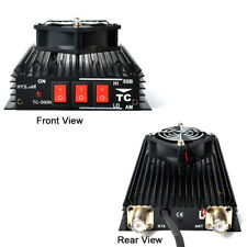 HF Power Amplifier SSB CW FM AM 3-30MHz for Portable Ham Amateur CB Radio TC-300