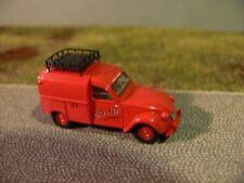 1/87 Brekina Citroen 2 CV Allo...18? Les Pompiers 14145