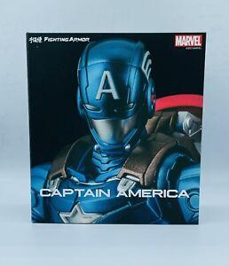 Sentinel Fighting Armor Captain America Action Figure Marvel 6 Inch US Seller