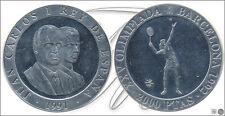 España - Monedas Rey Conmemorativas FNMT- Año: 1991 - numero 00682 - 2000 ptas.