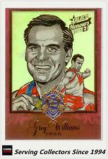 2015 Select AFL Honours S2 Brownlow Sketch Card BSK84 Greg Williams (Sydney)