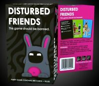 New Sealed Disturbed Friends - ( Make your weekend)