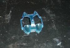 CORGI # 267 Batmobile screen complete plastic unit CLEAR BLUE