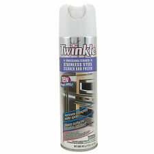 Twinkle Professional Strength Stainless Steel Cleaner & Polish - 17oz