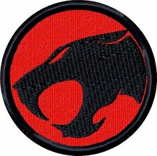 Thundercats Cartoon Embroidered Patch [Iron on Sew on -3.0 inch -Tc6]