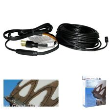 200 Ft Snow De Icing Roof Kit Adks 1000 Heater Cables Deicing Melt Home Gutter