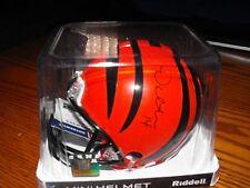 Andy Dalton Cincinnati Bengals Autographed Mini Helmet