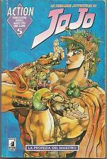 MANGA - Le Bizzarre Avventure di Jojo N° 5 - Action 5 Star Comics USATO Pessimo