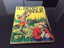 TEX COLLANA GIGANTE Nr°7 - IL PATTO DI SANGUE - lire 350 Settembre 1964