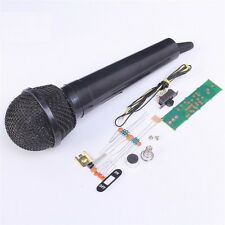 FM Frequency Modulation Wireless Microphone Suite Electronic Teach DIY Kits M