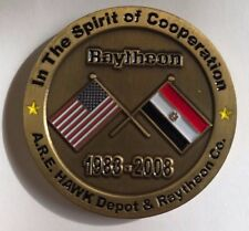 Defense Contractors A.R.E. Hawk Depot & Raytheon Company Celebrating 25 Years