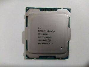 Processor - Intel Xeon E5-2683 V4 2.1GHz 40MB 16-Core 120W  SR2JT M6CN791501824