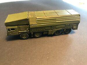 Arsenal M Resin UdSSR GUS  CLUB-M mobiler Küsten-Verteidigungs-Komplex    #680