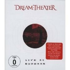 "DREAM THEATER ""LIVE AT BUDOKAN"" BLU-RAY NEW"