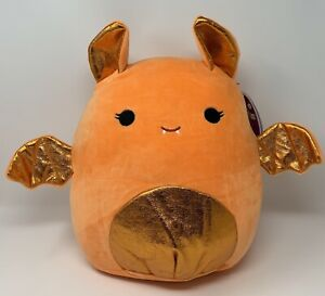 "Squishmallows Tangie Halloween Bat Plush Stuffed Animal Walgreens Exclusive 12"""