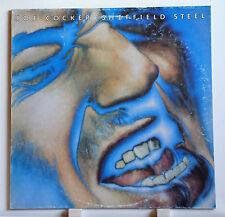"""LP 12"""" Joe Cocker Sheffield Steel Island REC. EX"""