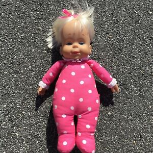 2000 Mattel Drowsy The Classic Collection w/Original Hair Bow Works/Talks!