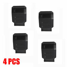 4 PCS Windshield Window Clamps Kit for UTV POLARIS RZR 400 800 900 1000