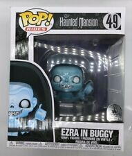 Funko Pop #49 The Haunted Mansion Ezra In Buggy Disney Parks Exclusive K02