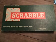Vintage SCRABBLE from Spear's Games