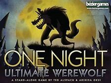 One Night Ultimate Werewolf Bundle Inc Aluminium Sign Daybreak and Bonus Pack1