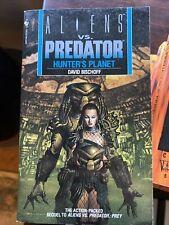 Alien Vs Predator Prey And War And Hunters Planet