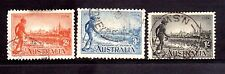 AUSTRALIA 1934 Centenary of Victoria set used