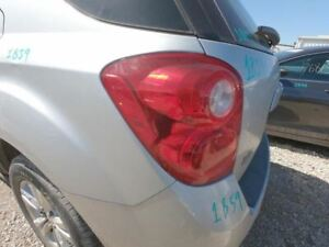 Driver Left Tail Light Fits 10-15 EQUINOX 540546