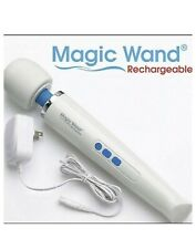 VIBRATEX  Magic Wand Rechargeable 100% GENUINE*