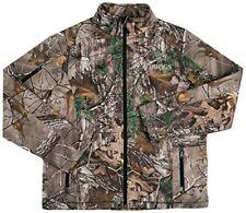 New NFL Minnesota Vikings Softshell Jacket Coat Camo Huntsman Real Tree Men's