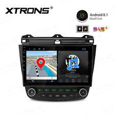 "10.1"" Android 8.1 Car GPS Stereo Radio For Honda Accord 2003 2004 2005 2006 2007"