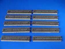 MARKLIN H0 - 5106 - 10x  STRAIGHT RAILS - M Track (29)
