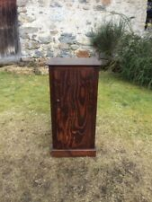 Vintage Rustic  Pine And Ply Cupboard / Bedside Cabinet