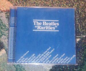 The Beatles U.K. Version Rarities CD!