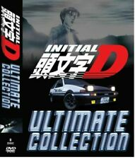 Anime Initial D Stage 1 - 6 2 Battle Stage 2 Extra Stage 3 Movie DVD