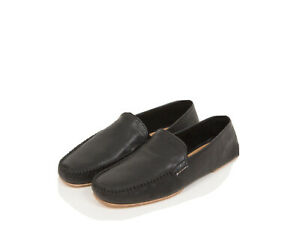Authentic Brand New Paul Smith Calf Leather Phileas Moccasin Slippers Loafers